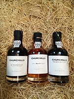 Churchill's Trio of Port, Gift Set