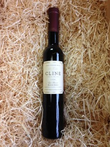 Late Harvest Mourvedre, Cline, Sonoma