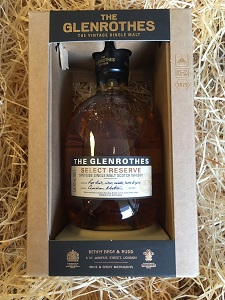 Glenrothes Select Reserve Single Malt Guisqui