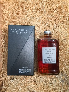 Nikka Whisky from the Barrel, Japan