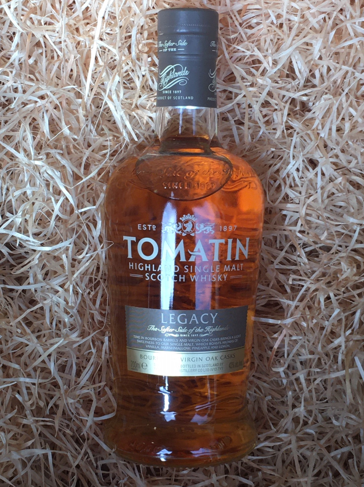 Tomatin, Legacy Highland Single Malt Scotch Whisky