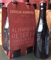 Alhambra Roja Beer 7.2%, Spain