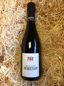 Jacquesson Cuvee 743, Extra Brut, Dizy, Champagne