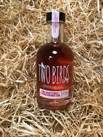 Two Birds Pink Grapefruit & Pomegranate Gin, 20cl
